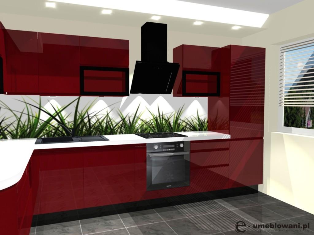 Projekt kuchni w bloku -> Kuchnia Do Bloku