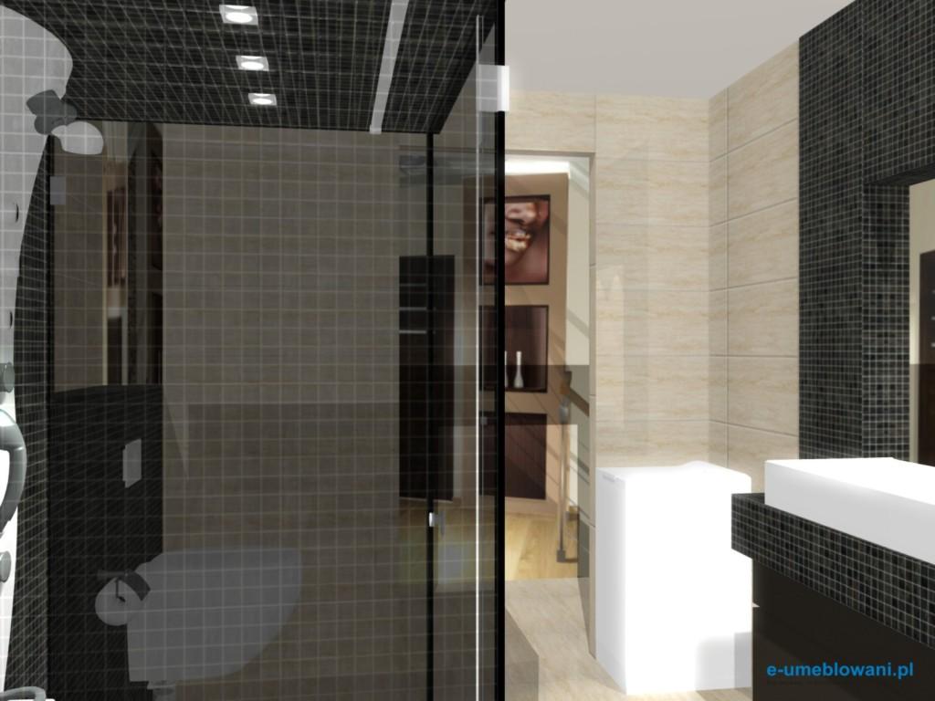 projekt łazienki 267