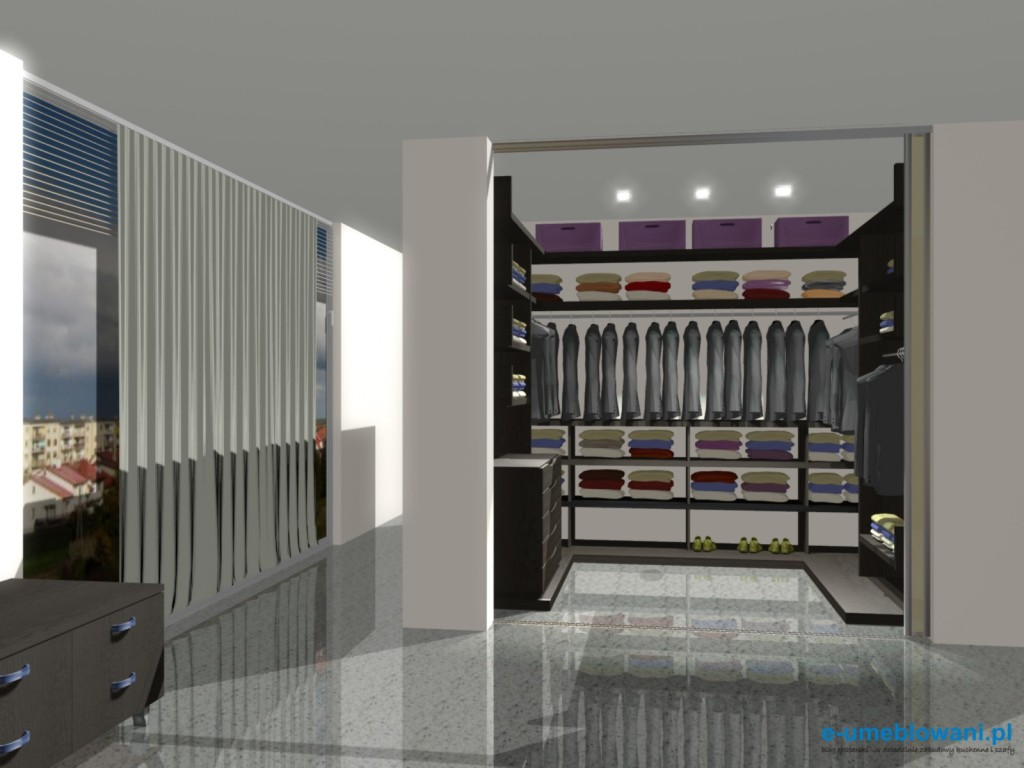 projekt garderoby (2)