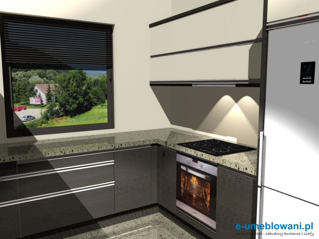 projekt kuchni 236