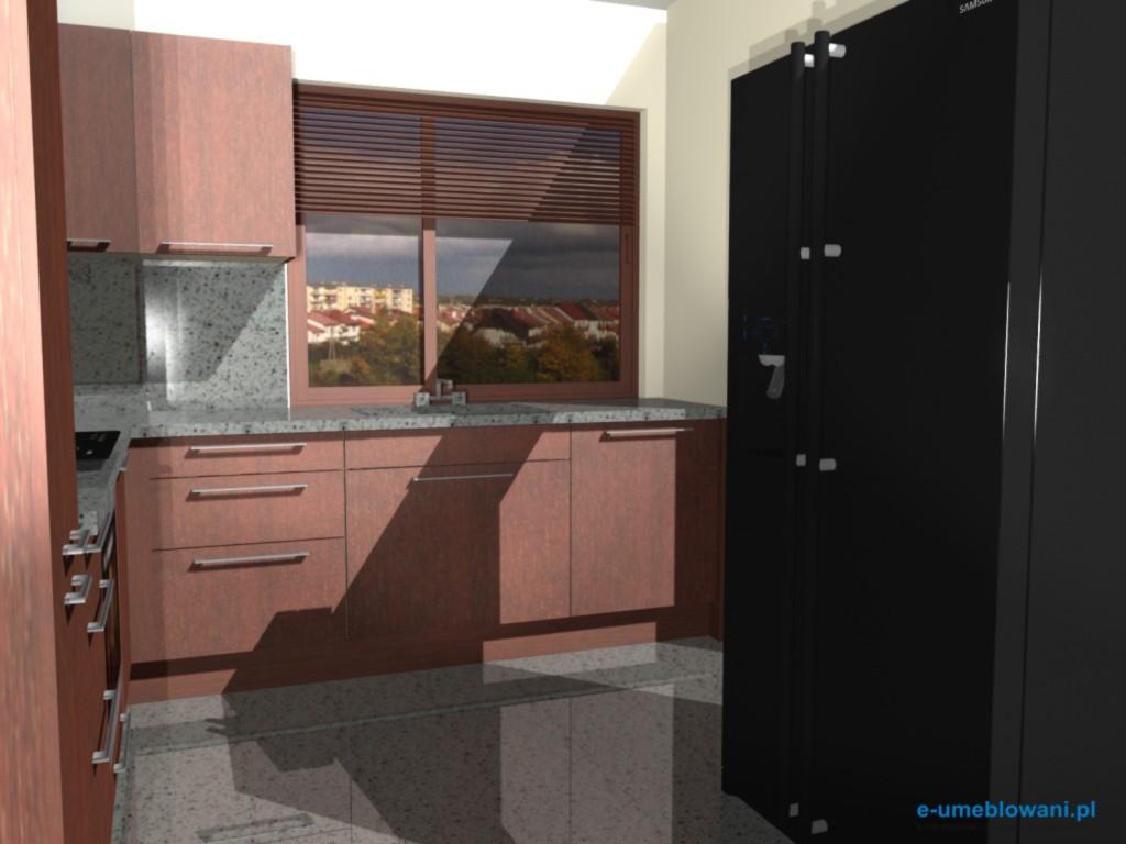 Projekty małej kuchni w domku jednorodzinnym