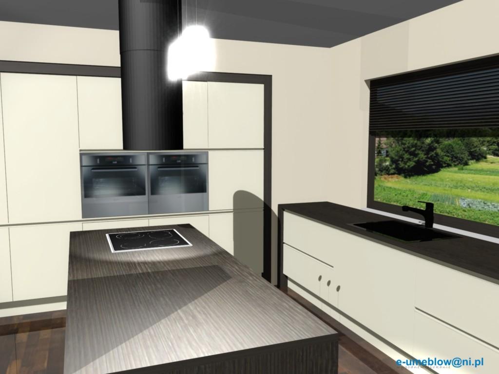 projekty kuchni nowoczesnej (2)