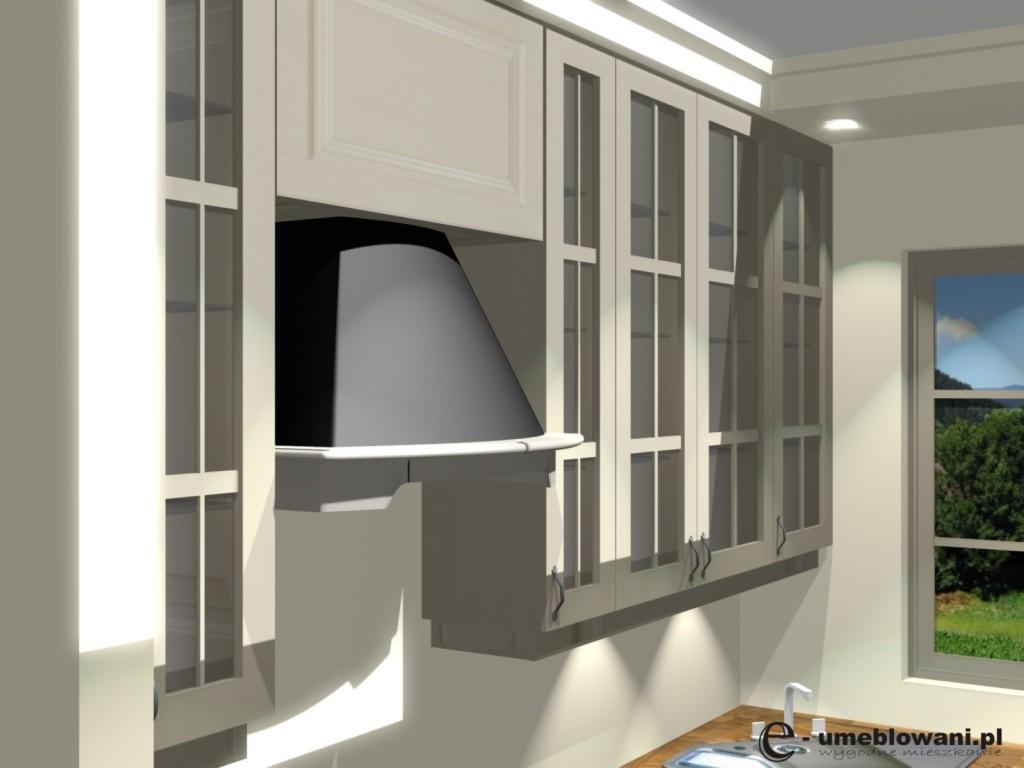 projekt kuchni angieslkiej