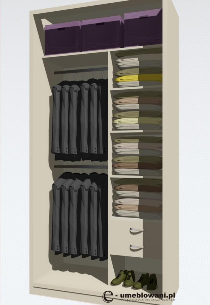 wnętrze szafy 1
