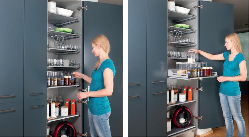 Nowoczesne rozwiązania w kuchniach