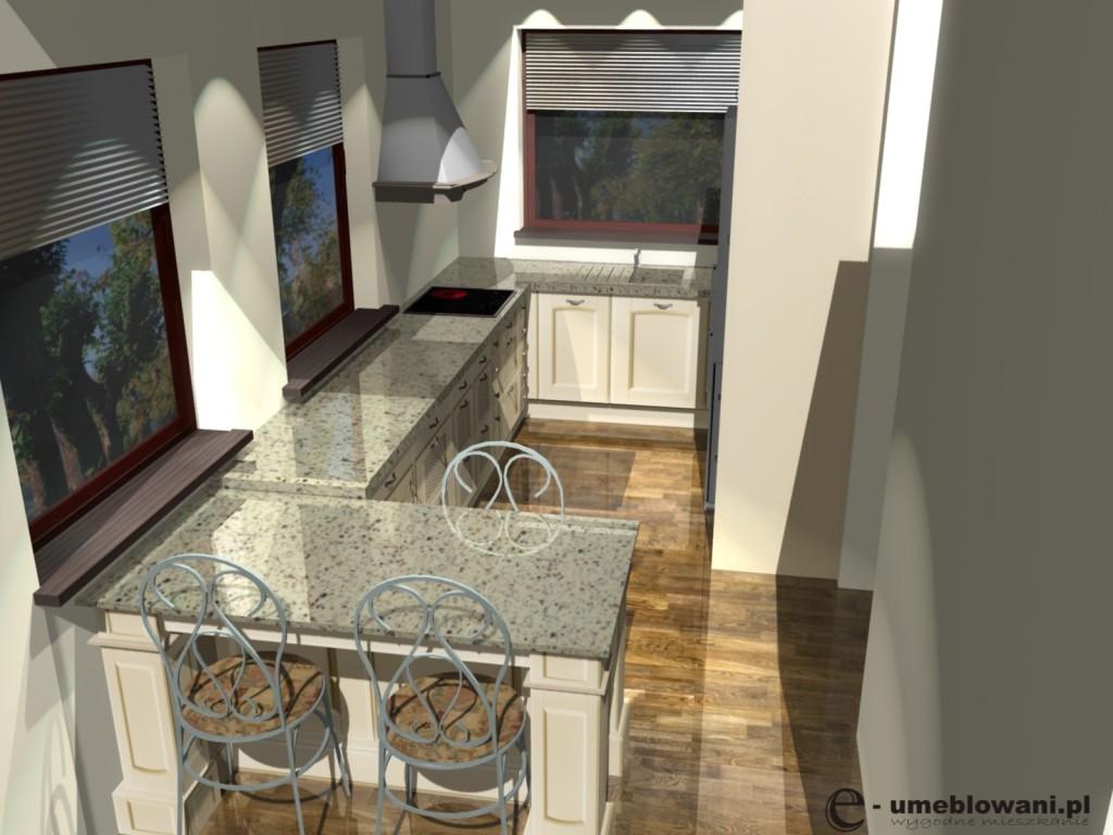 Projektowanie kuchni w stylu prowansalskim