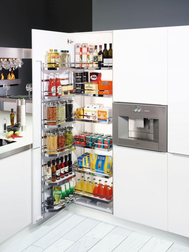 kuchnia, meble kuchenne, Najnowsze rozwiązania dla Twojej kuchni Cargo Tandem peka