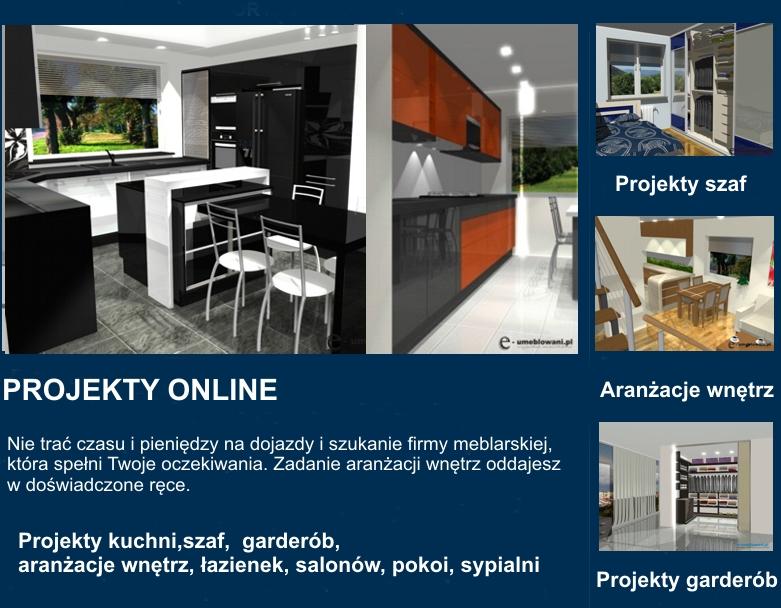 Zamówienie projektu online