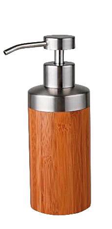 Akcesoria bambusowe, dozownik na mydło