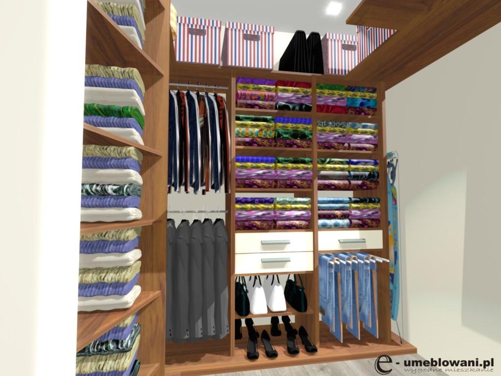 Garderoba, wieszak na spodnie