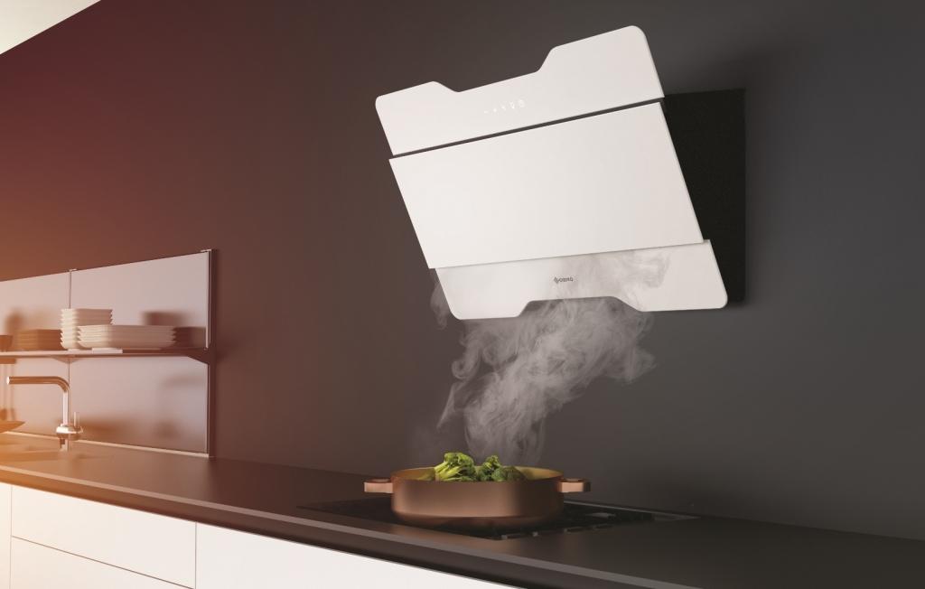 Magnus Ciarko Design okap z sensorem zapachu