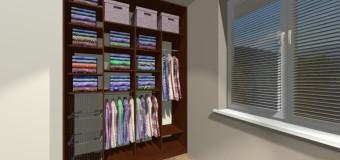 Jak zaplanować funkcjonalną szafę?