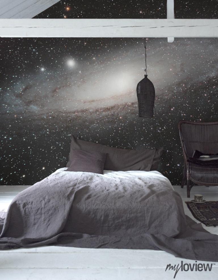 fototapeta na ścianie galaktyka