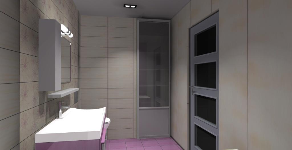 łazienka-krem-fiolet-plytki-opoczno-capri-umywalka-nablatowa-wanna-zabudowa-pralki