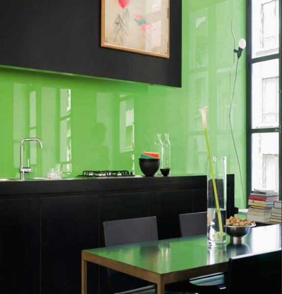 Ogromnie Szkło do kuchni - Projekty kuchni - Blog IG73