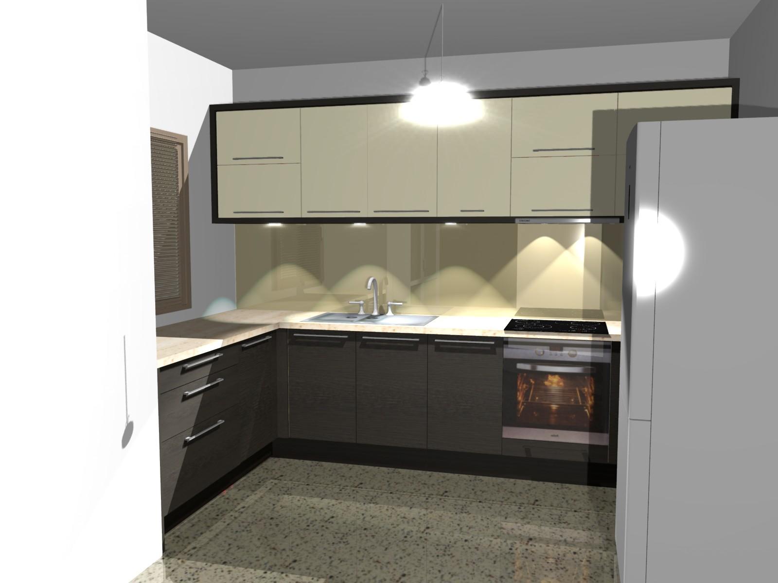 Projekty Kuchni W Bloku