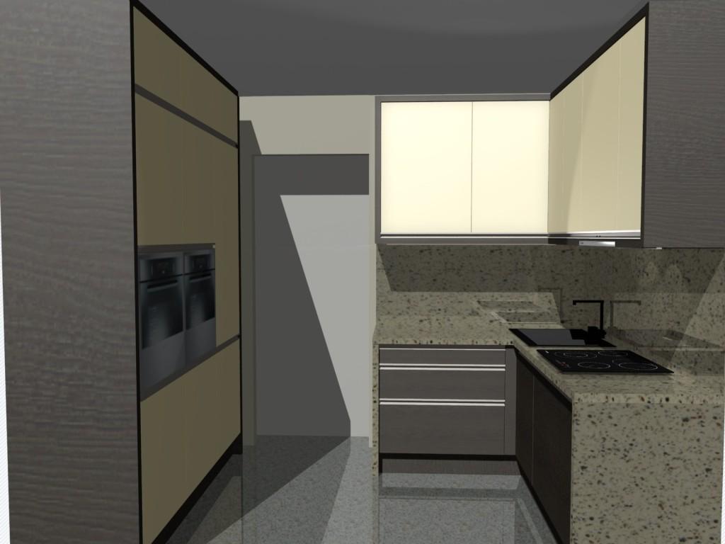 kuchnia w bloku 3