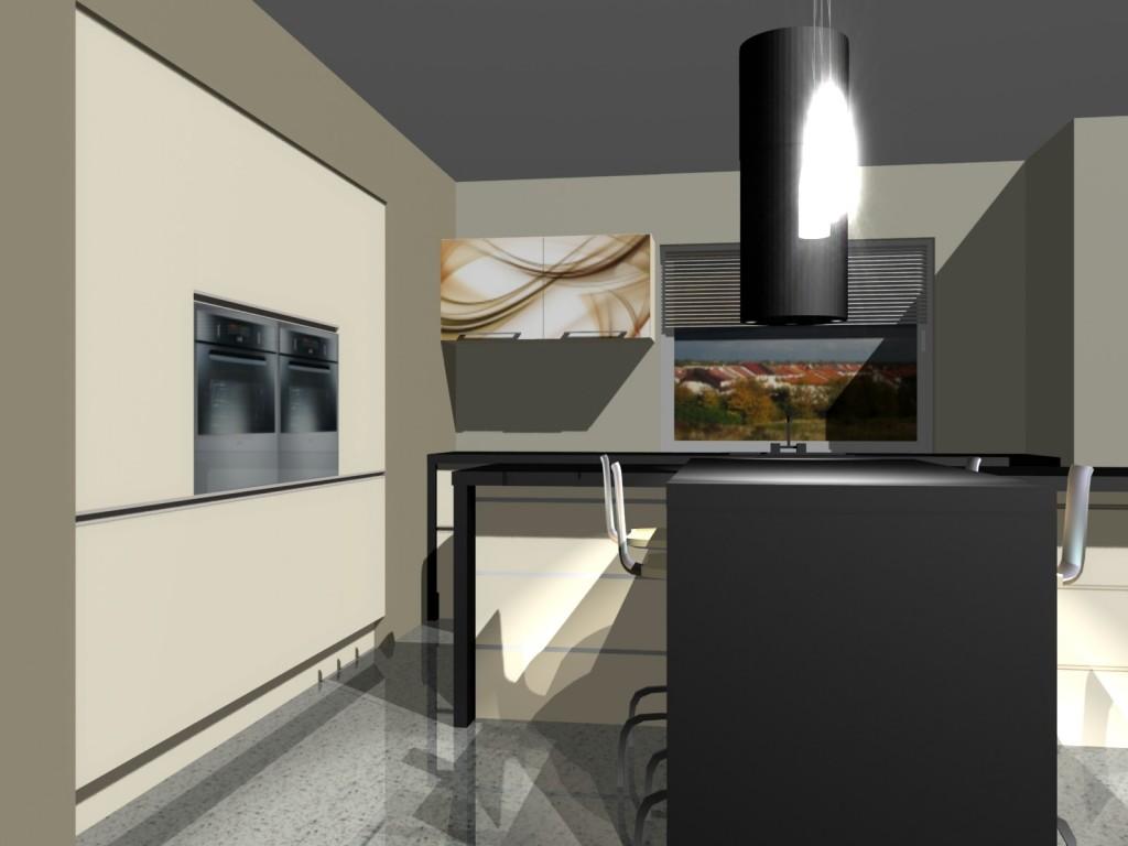 Współczesne meble kuchenne w projektowaniu kuchni