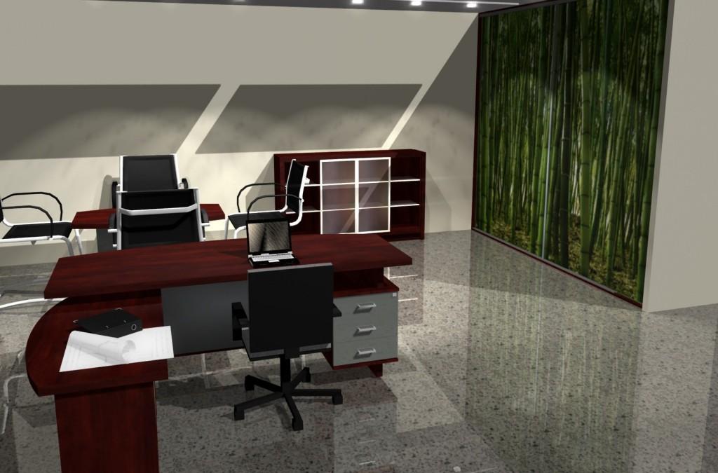 Projekt biura