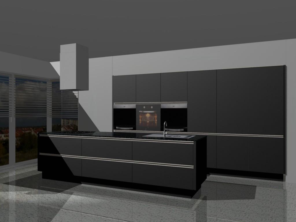 projekt kuchni nowoczesnej_4