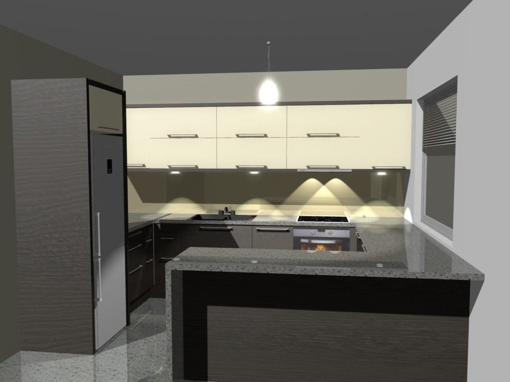 Małe Projekty Kuchni 19 Nowoczesnych Pomysłów Na Kuchnie Do
