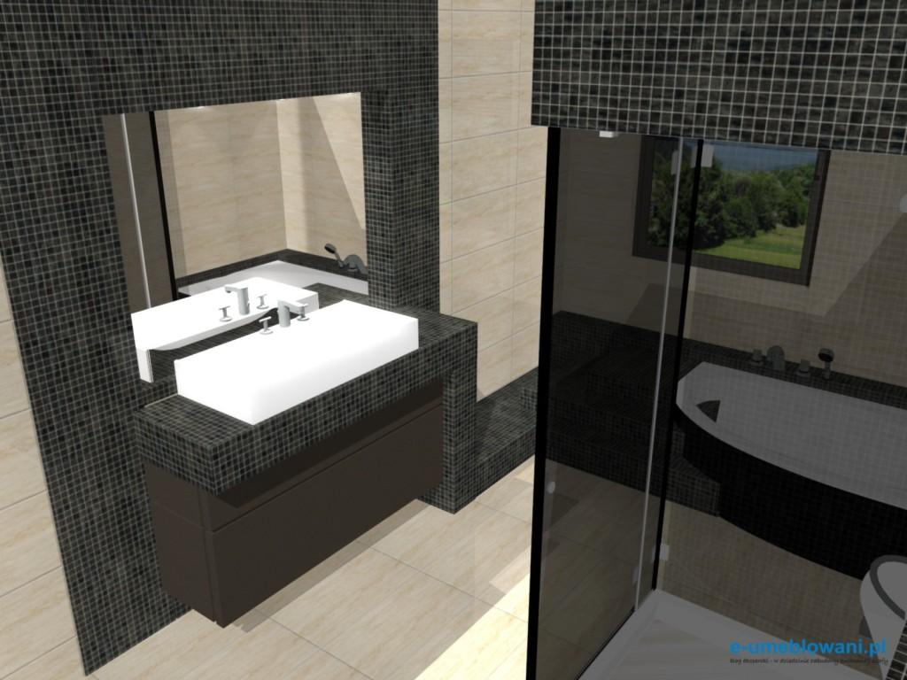 projekt łazienki 266