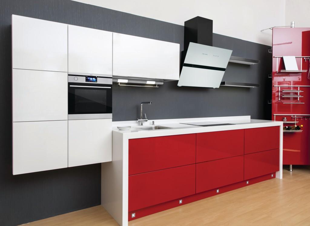 kuchnia, Biało-czerwona kuchnia