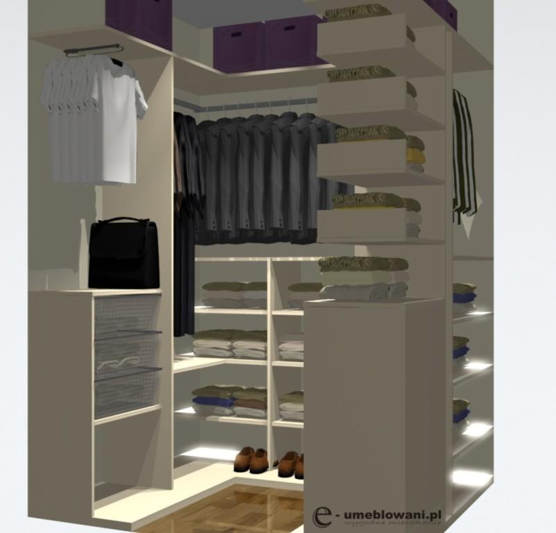 aranżacja garderoby przedpokój 28.05 (3)