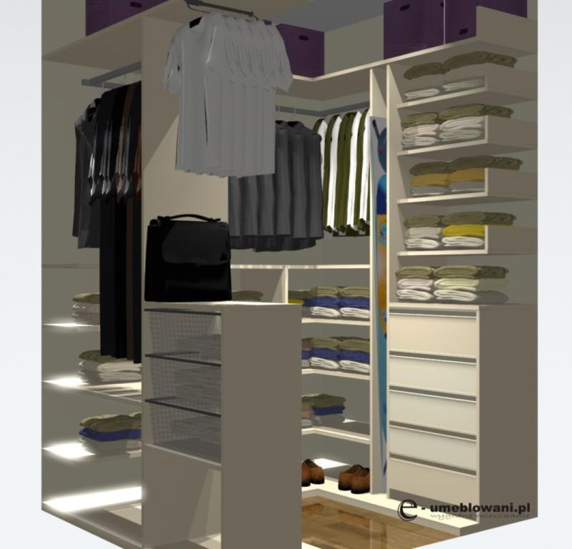 aranżacja garderoby przedpokój 28.05 (4)