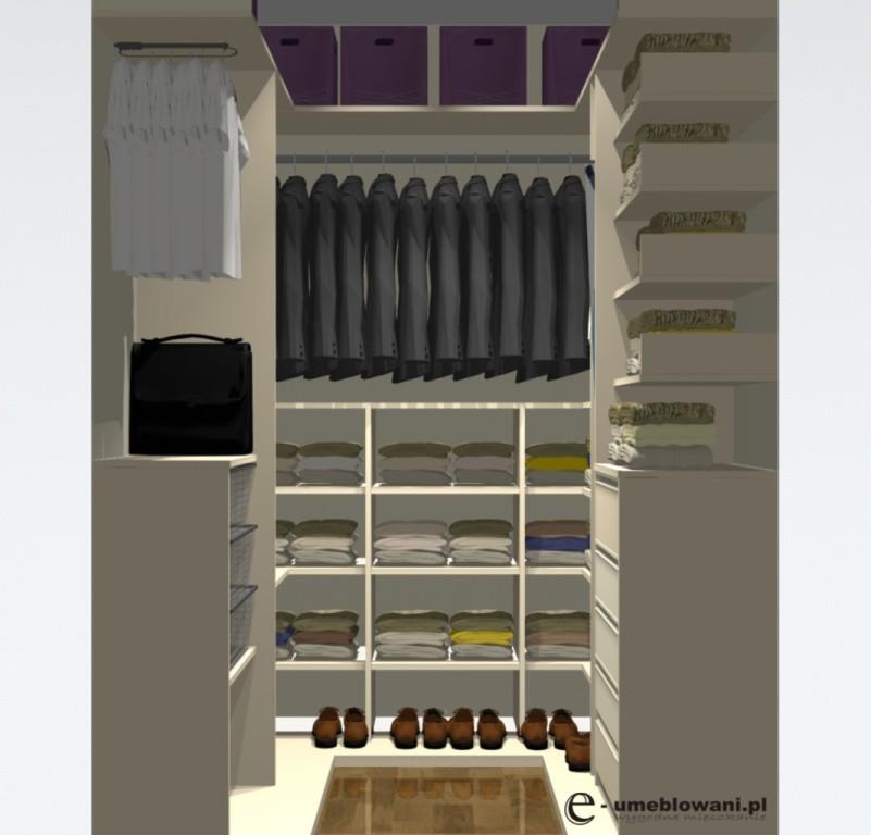 aranżacja garderoby przedpokój 28.05 (6)