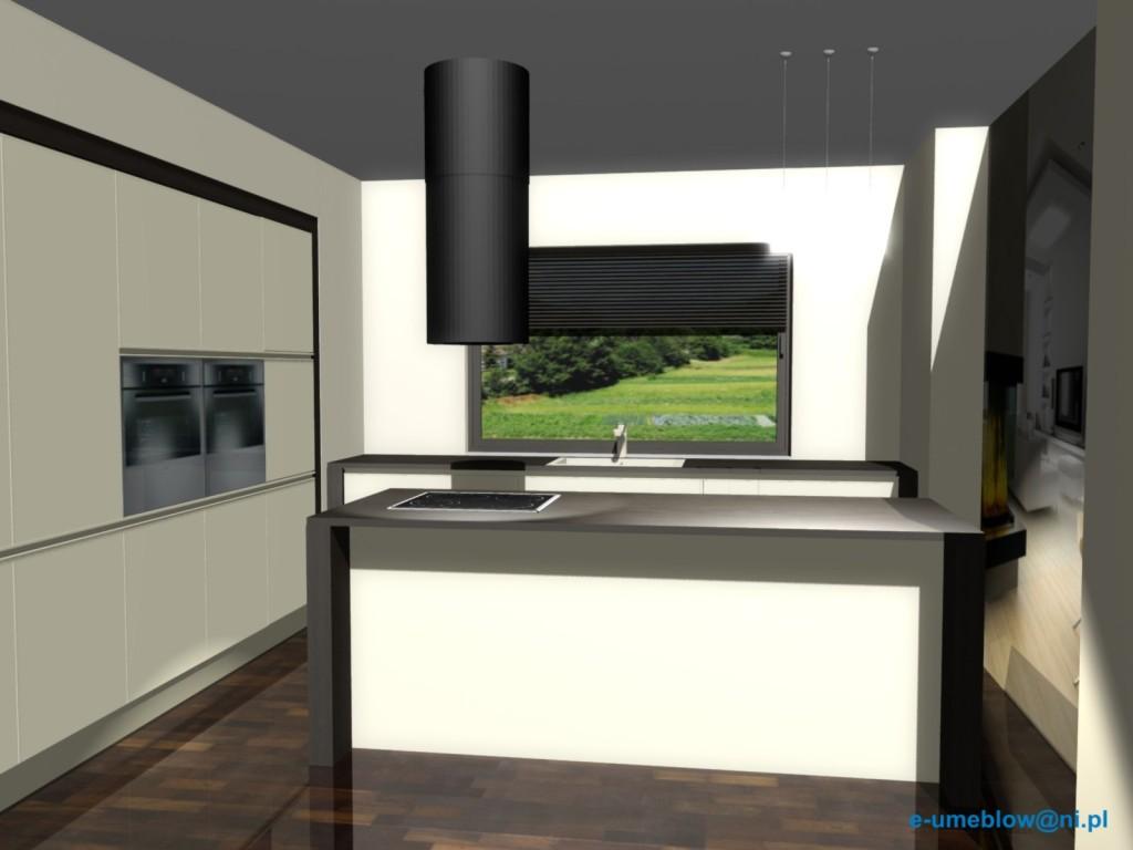 projekty kuchni nowoczesnej