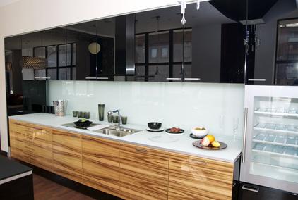 Co Na ścianie W Kuchni Zamiast Płytek