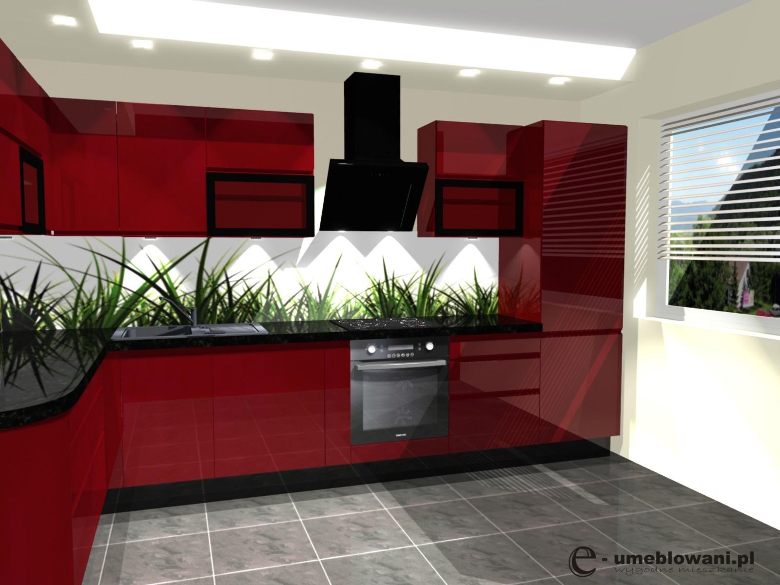 Projekt Kuchni W Bloku Zdjecie Projekty Wnętrz I Aranżacje Mieszkań