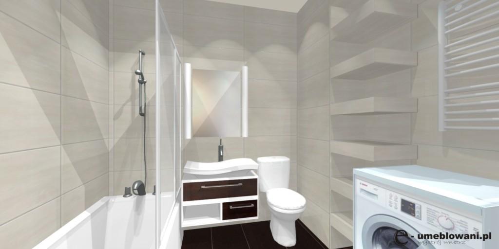 Wykończenie łazienki Inspiracje