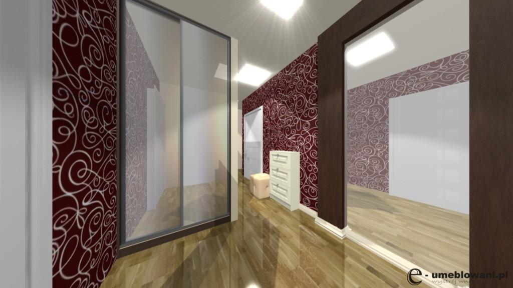 Cudowna Hol, korytarz, schody - dobrze urządzone wejście w domu NX62